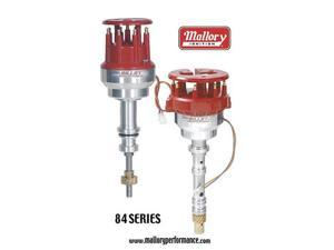 Mallory 84 Series Billet Competition Distributor