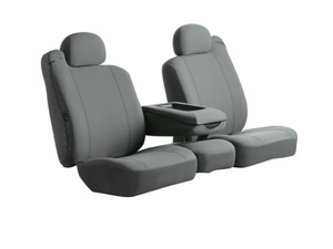 FIA SP87-24 GRAY SP Front 40/20/40 Seat Cover Gray