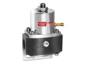 Professional Products 10685 2-Port Fuel Regulator (EFI) Black and Aluminum