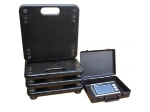 Proform 67651 7000LB Wireless Vehicle Weighing Scale: 4-Pad System
