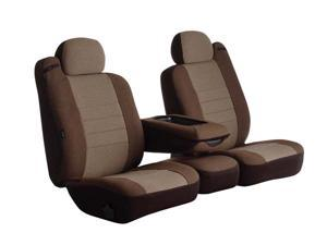 FIA OE37-10 TAUPE OE Front 40/20/40 Seat Cover Taupe