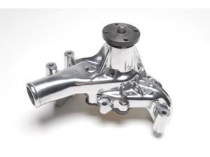 PRW 1435011 Aluminum Hi-Performance Water Pump  Long-Style Polished