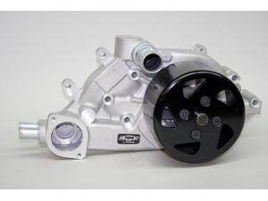 PRW 1434620 High Flow Mechanical Aluminum Water Pump Black