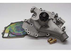 PRW 1446000 High Flow Mechanical Aluminum Water Pump As-Cast