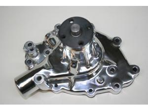 PRW 1428910 Aluminum Hi-Performance Water Pump  Polished