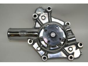 PRW 1431810 Aluminum Hi-Performance Water Pump  Polished