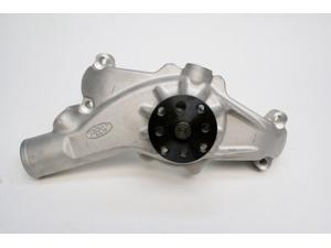 PRW 1445403 Aluminum Hi-Performance Water Pump  Serpentine RR, as-cast