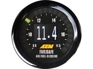AEM Electronics 30-4900 Wideband Failsafe Gauge