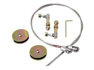 Lokar Universal Door Latch Cable Release Kit