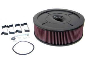 K&N Filters 61-2020 Flow Control Air Cleaner Assembly