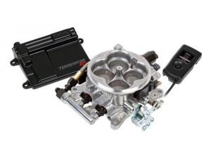 Holley 550-405 Terminator EFI 4bbl Throttle Body Fuel Injection System Includes: