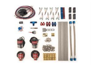 Edelbrock 71852 Super Victor 2 Direct Port Nitrous Plumb Kit