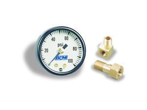 B&M 46054 Fuel Pressure Gauge