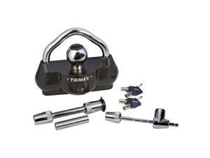 Trimax TCP100 TRIMAX Keyed Alike Combo Pack, UMax100 & TM3123  Includes Carrying