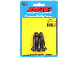 ARP 640-1250 1/4-20 x 1.250 12pt black oxide bolts