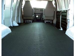 BedRug VanTred Virgin Rubber Cargo Mat
