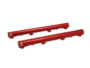 Aeromotive 14116 3 valve Fuel Rails