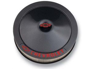 """Proform 141-713 """"Chevrolet & Bowtie Emblem"""" 14"""" Classic, Carbon-Style,  Air"""