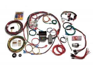 Painless 20121 14 Circuit Mustang Chassis Harness