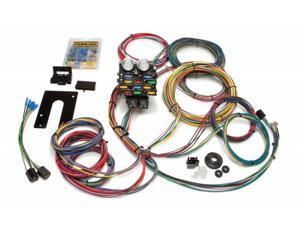 Painless 50002 Race Car Kit/Street Legal/12 Circuit