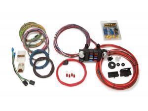 Painless 10308 8 Circuit Modular T-Bucket Harness