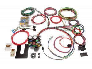 Painless 10101 12 Circuit Universal/Streetrod Harness/GM Keyed Column