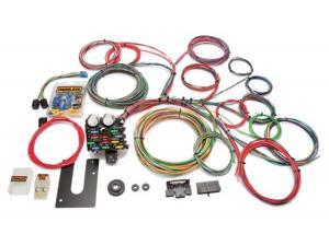 Painless 10102 12 Circuit Univeral/Streetrod Harness/Non GM Keyed Column