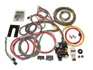 Painless 10201 18 Circuit Universal/Streetrod Harness/GM Keyed Column