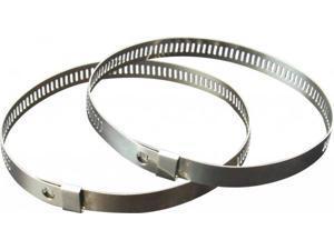 """DEI 010208 Stainless Lock Tie 7mm x 9"""""""