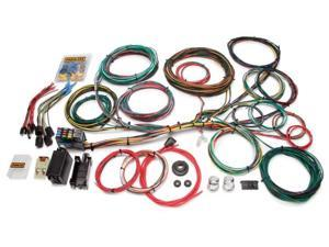 Painless 10123 12 Circuit Universal Ford Harness