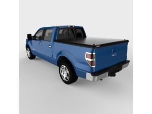 Undercover UC2140 CLASSIC Hinged ABS Tonneau Cover, Ford F-150 5.5'&#59; Black