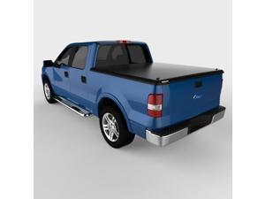 Undercover UC2080 CLASSIC Hinged ABS Tonneau Cover, Ford F-150 5.5'&#59; Black