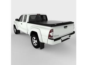 Undercover UC4066 SE Hinged ABS Tonneau Cover, Toyota Tacoma 6.0'&#59; Black