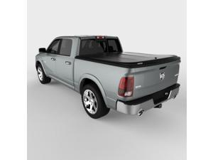Undercover UC3086 SE Hinged ABS Tonneau Cover, Dodge Ram 5.5'&#59; Black