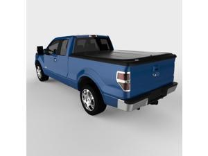 Undercover UC2136 SE Hinged ABS Tonneau Cover, Ford F-150 5.5'&#59; Black