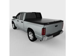 Undercover UC3026 SE Hinged ABS Tonneau Cover, Dodge Ram 6.5'&#59; Black