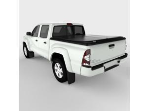 Undercover UC4056 SE Hinged ABS Tonneau Cover, Toyota Tacoma 5.0'&#59; Black
