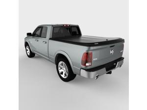 Undercover UC3076 SE Hinged ABS Tonneau Cover, Dodge Ram 6.5'&#59; Black