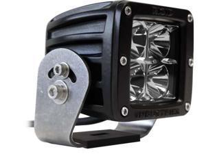 Rigid Industries 22111 Dually HD Black- Flood - Single