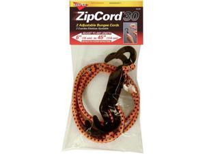 Keeper 06381 ZipCord  30 2 Pack