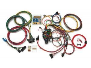 Painless 10206 18 Circuit GM 2X4/4X4 Truck Wiring System (67-72)