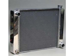 """PRW 5411928 FM Aluminum Racing Radiator 19"""" x 28"""""""