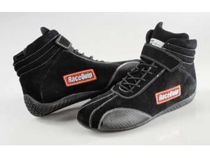Racequip 30500120 Race Shoe-Black&#59;12.0