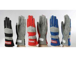 Racequip 351003 Racing Gloves-Black