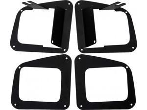 Rigid Industries 46520 2014 Toyota Tundra Dually Fog Light Kit