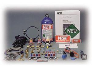 NOS 03008NOS Nitrous System 4-Stroke 4-Cylinder  Motrocycle/ATV