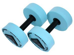 Water Gear Resistance Bells Soft (Yel/Teal)