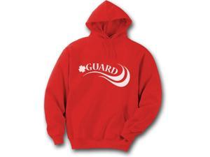 Lifeguard Hoodie Red Large