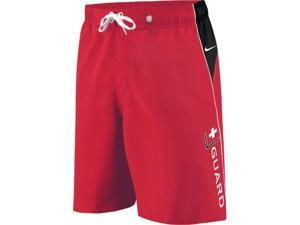 Nike Guard Volley Short Male Varsity Red X-Large