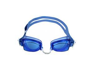 Water Gear No-Leak Swim Goggles Blue